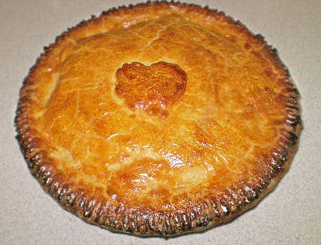photo recette tourtière traditionnelle la gourmande modeste